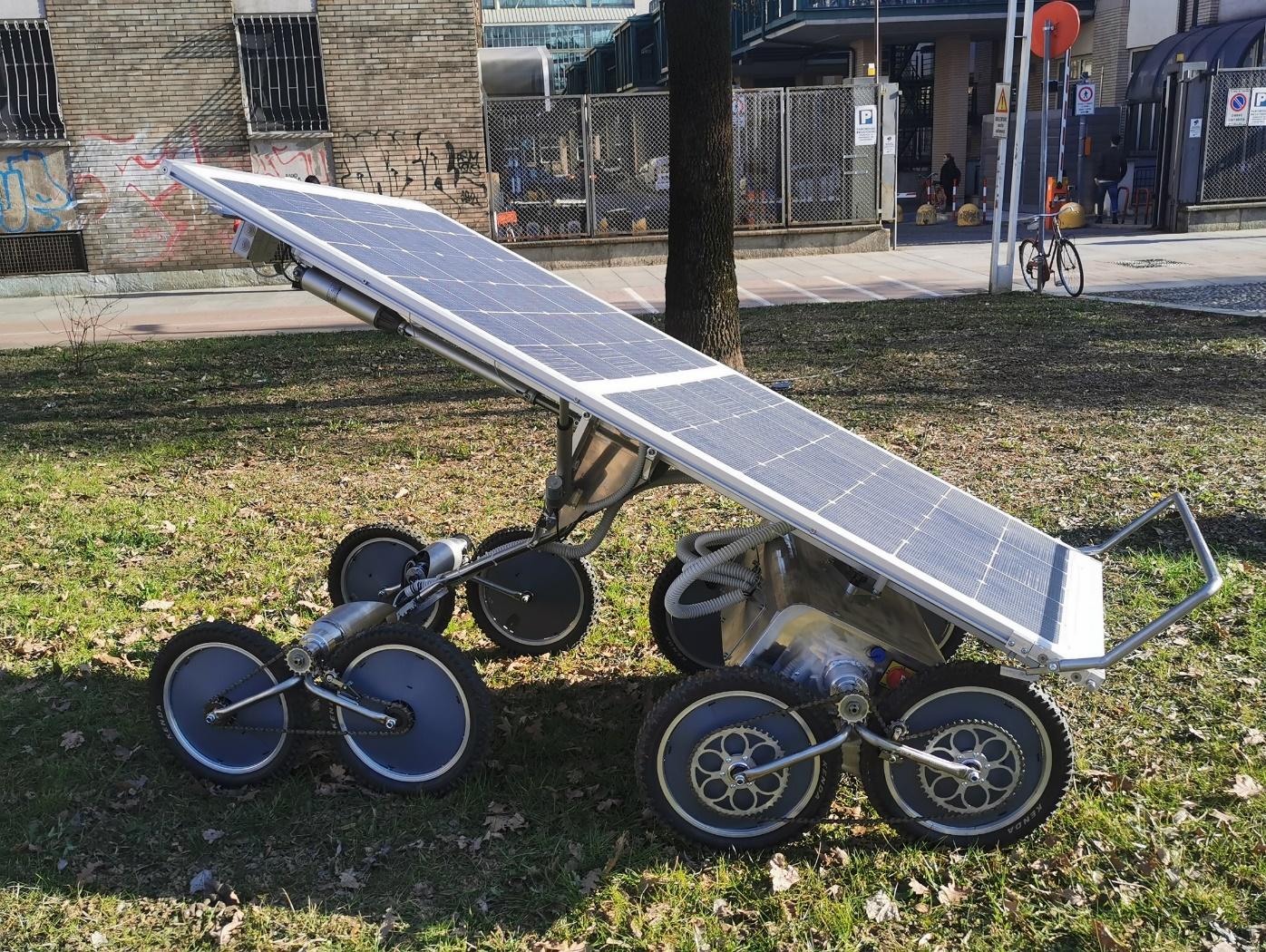 robotica di servizio e sostenibilità