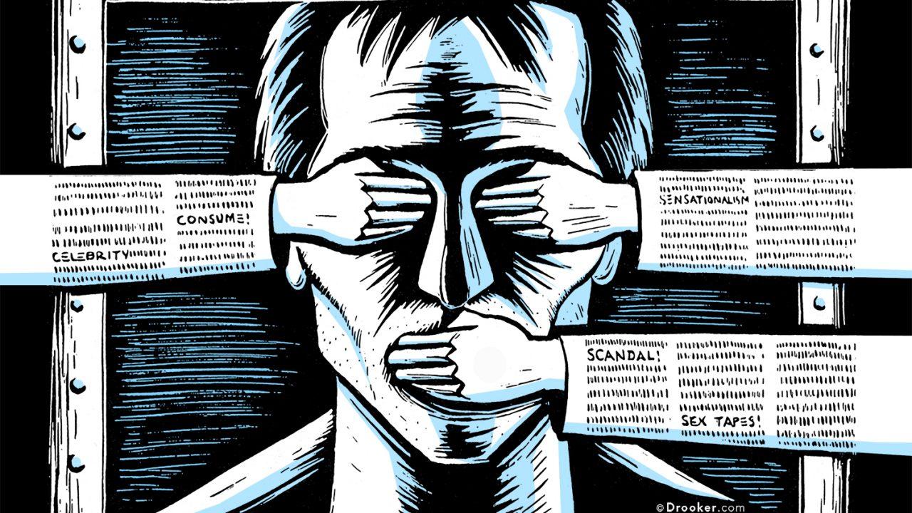 censura di internet in Africa